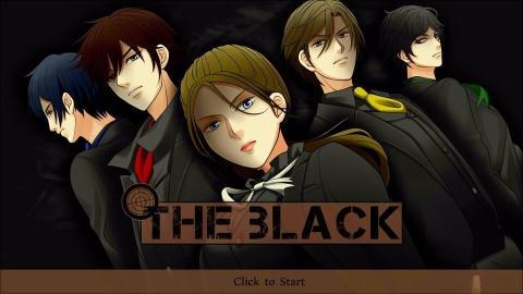 The Black 黑影(全正版)