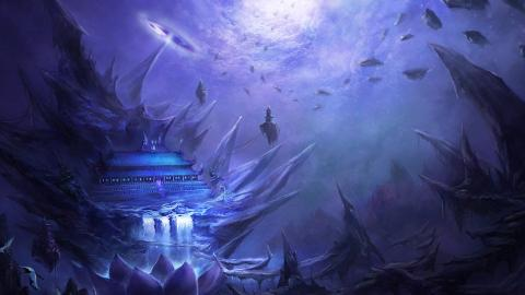 魔幻世界-合作無間