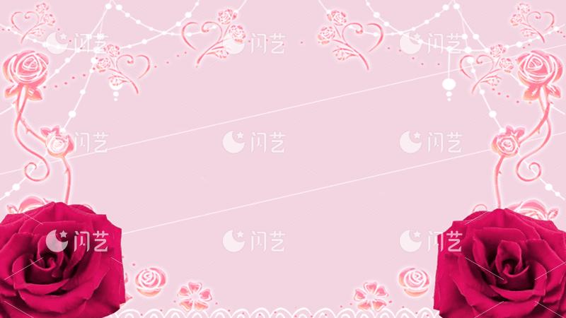 秒变女神封面模板-闪艺素材店