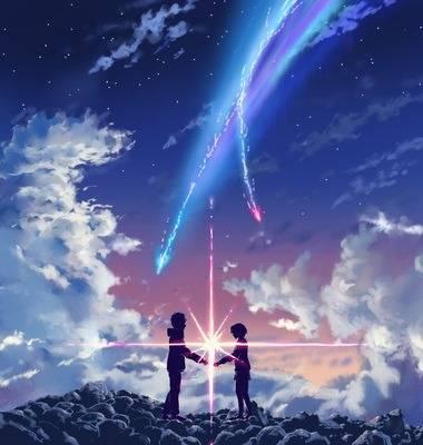 彗星降落,我来守护你